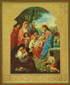 молитва богородице во время беременности